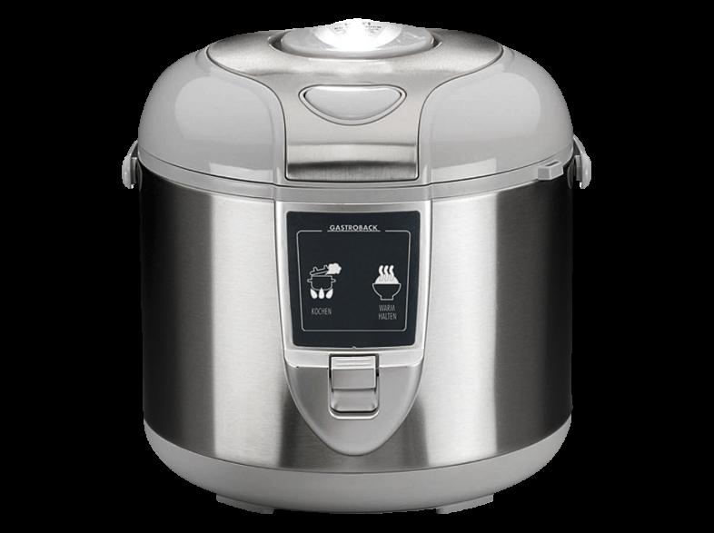Gastroback 42518 - Automatický vařič rýže - Rýžovar