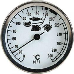 Ručičkový teploměr vpichový - Sonda do 300 °C