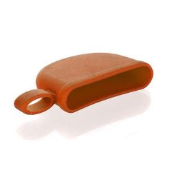 Silikonová chňapka na hrnec 2ks 12,2x6,4x2,4 cm CULINARIA orange