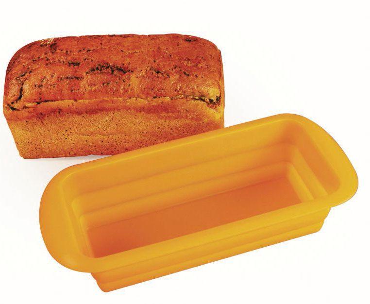 Silikonová forma na chléb nebo sekanou