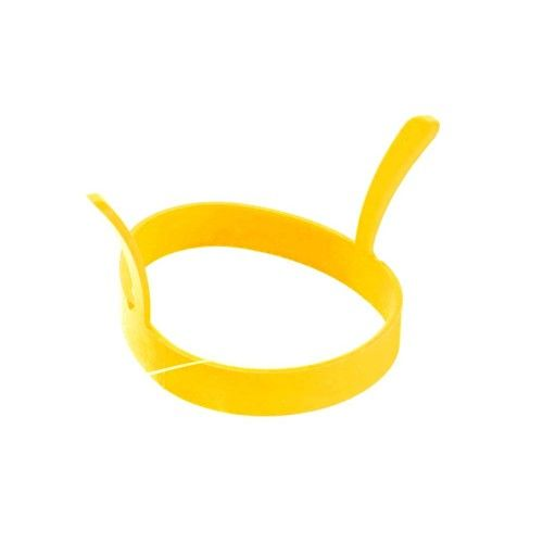 Banquet Silikonová forma na smažení vejce 9,7x7x5,5cm CULINARIA yellow