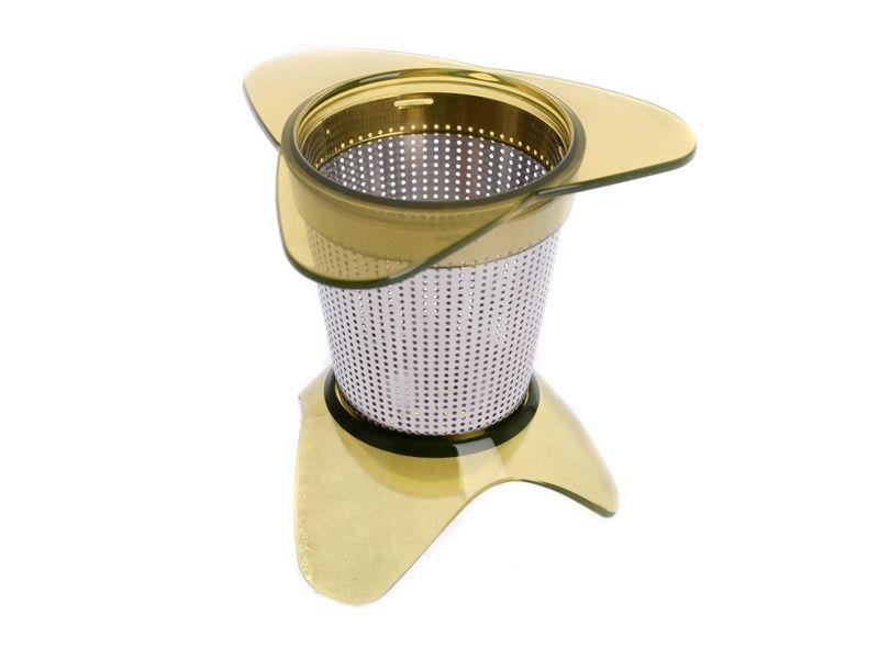Smart Cook Sítko na čaj - čajník - čajové sítko do hrnku se stojánkem