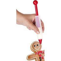 Zdobící tužka Red Culinaria BANQUET zdobička na perníčky a jemné linky