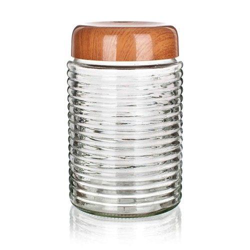Banquet Doza PLUS 1500 ml skleněná s plastovým víkem