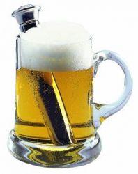 Ohříváček na pivo se stojánkem Westmark