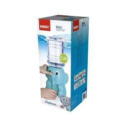 Výdejník vody pro dětí Slon - Zásobník na vodu BANQUET Modrý