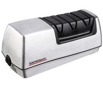 Elektrický brousek nožů Gastroback 41620 Brusič nožů