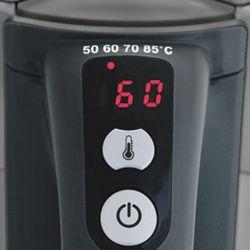 Gastroback 42420-Rychlovarná konvice 1.5l, 2400W, barevná indikace teploty