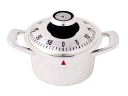 Kuchyňská minutka - minutník hrnec