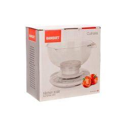 Kuchyňská váha mechanická BANQUET 5 Kg