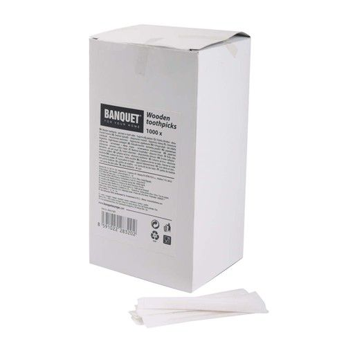 Banquet Párátka hygienicky balená jednotlivě 65 mm 1000 ks