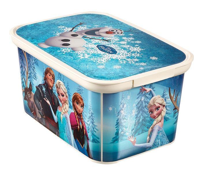 CURVER Úložný box S frozen - Ledové království Curver 30 x 21 x 15 cm