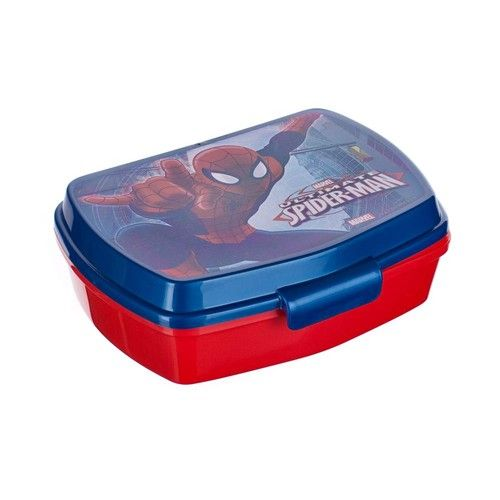 Banquet Box na svačinu Spiderman - Svačinový box