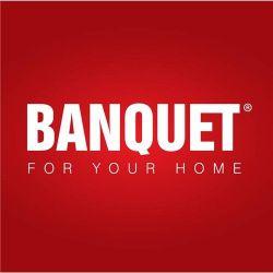 Sada kastrolů s nepřilnavým povrchem TITUS 3ks včetně poklice Banquet