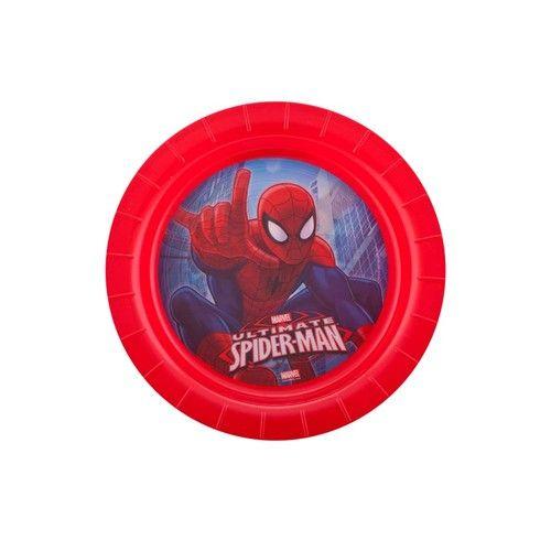 Banquet Talíř mělký 22cm, Spiderman