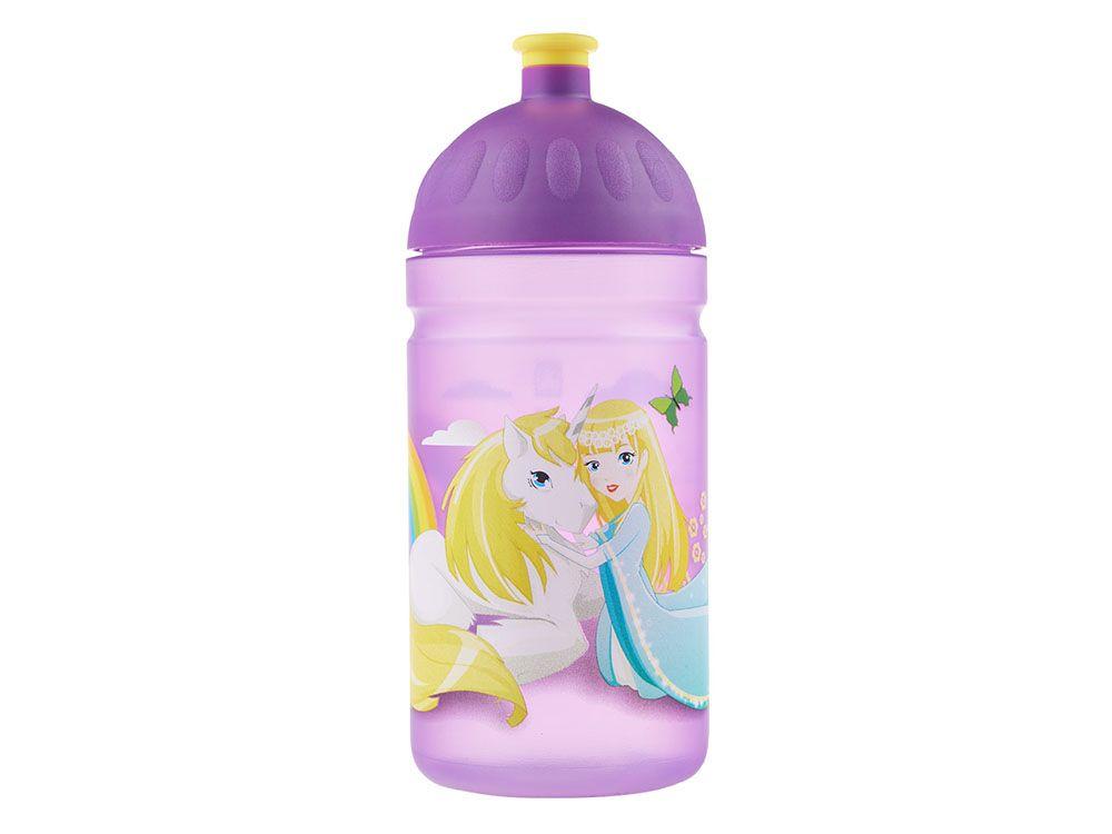 Zdravá láhev 0,5l PRINCEZNA fialová